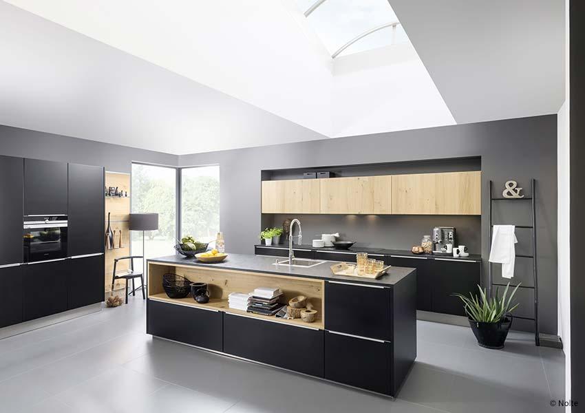 Küche und Esszimmer - INDIWA - Innenausbau aus Meisterhand
